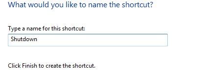 shortcutname