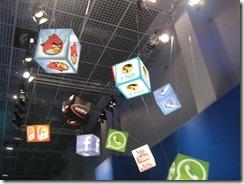Nokia's Angry Birds