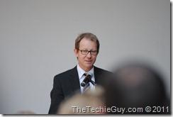 CSIR Meraka Institute, Mr Laurens Cloete Executive Director (Acting)