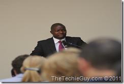 The Innovation Hub, Mr McLean Sibanda, Chief Executive Officer