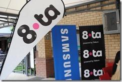 8ta & Samsung - sponsors of MoMo year end 2011