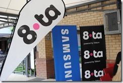 8ta & Samsung - sponsors of MoMo year end 2011