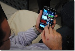 Its all about the Mobile Tech
