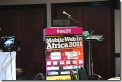 Mobile Web in Africa 2011
