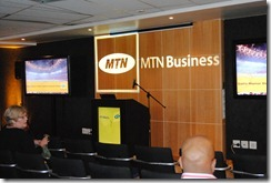 MTN launch - refurbishment of Data Centre