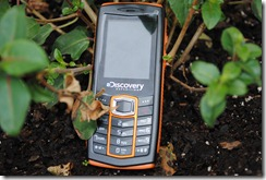 Discovery phone - review