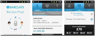 Barclays launched Mobile payment system