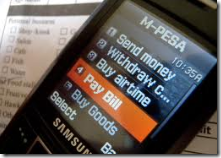 M-Pesa text based system