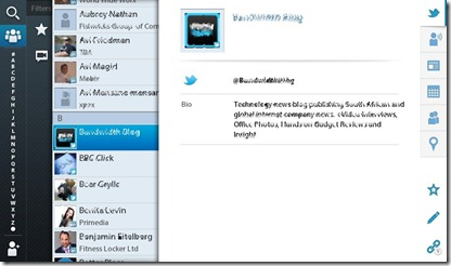 Playbook 2.0 - Contacts