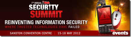 ITWeb Security Summit