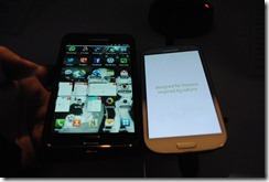 Samsung Galaxy S3 launch - My Note compared to the S3