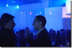 Samsung Galaxy S3 launch - Celebs in da house - Randall & DannyK