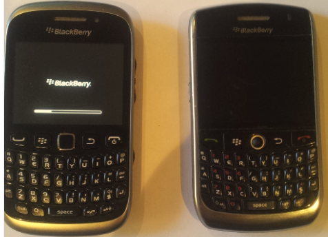 Hands on review of Blackberry Curve 9320 - understated