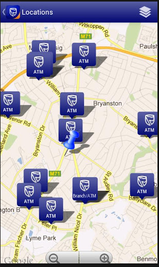 Standard Bank launched a Mobile App very hush-hush -