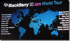 Blackberry updates Blackbbery 10 toolkit