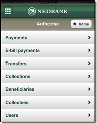 Business Banking App