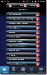 New York Pass app