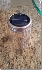 Solar Jar - off