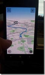 Nokie Lumia 900 - Navigation