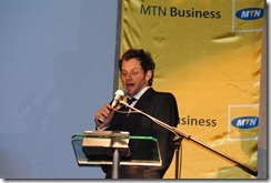 MTN App of the Year -the MC