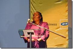 MTN App of the Year -Nomalanga Nkosi