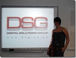 Jessica from DSG