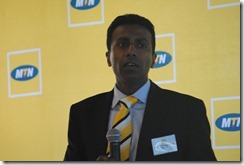 Kanagaratnam Lambotharan, Chief Technology Officer at MTN SA