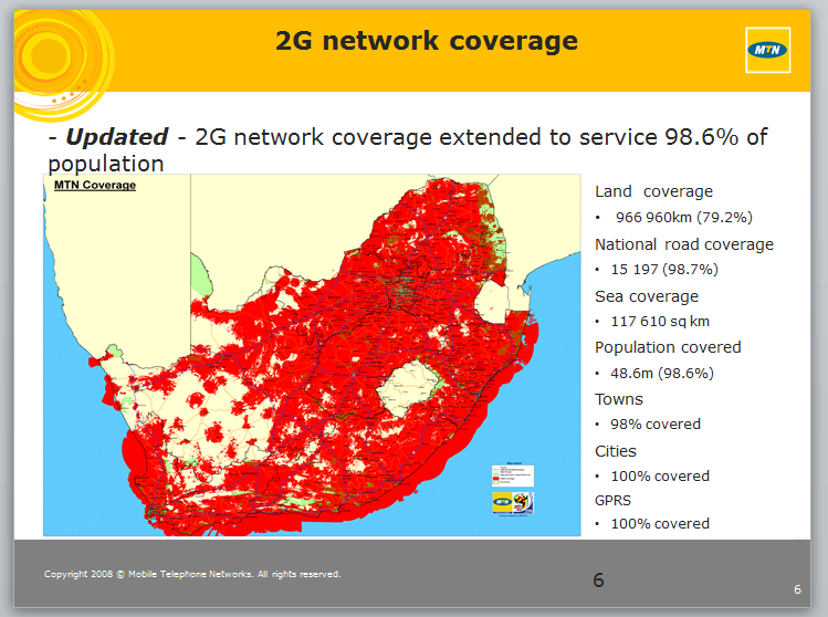 MTN: LTE in 3 cities, more 3G coverage and other stuff that R7