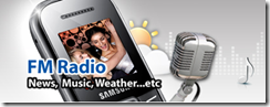 Samsung Pusha phone FM Radio