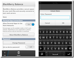 Blackberry 10 - Blackberry Balance
