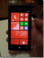 Windows Phone 8 reveal