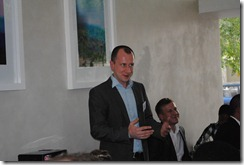 Yuri Larin - Sales Director Emerging Markets