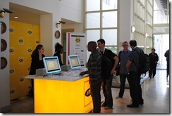 Tech4Africa 2012 - the techies have arrived
