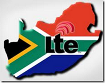 South Africa LTE