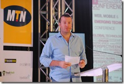 Tech4Africa 2012 - Gareth Knight