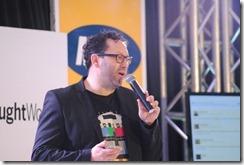 Tech4Africa 2012 - Toby Shapshak