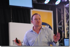 Tech4Africa 2012- John Hoehler from Deloitte
