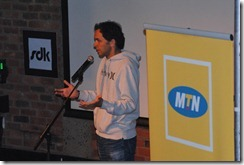 Alan Knott-Craig at Mobile Monday
