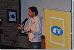 Alan Knott-Craig at Mobile Monday