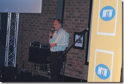 Louis Nel, Chief Information Officer at MTN SA