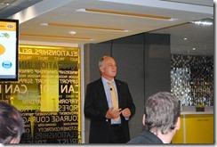 MTN SA CEO, Karel Pienaar