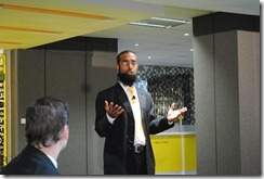 Zunaid Bulbulia, MTN CFO and Acting Chief Enterprise Business Officer