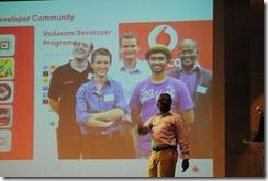 Gift Mphefu, Portfolio Manager at Vodacom