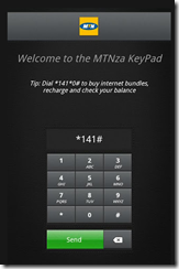 MTNZa keypad - keep an eye on LTE data