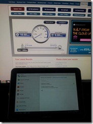 MTN LTE - Galaxy Tab as a hotspot