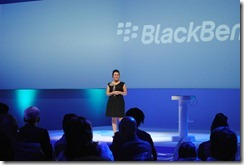 BlackBerry10 Launch 2013
