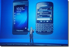 BlackBerry10 Launch 2013