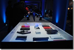 BlackBerry10 Launch - accessories