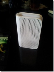 BlackBerry® Mini Stereo Speaker
