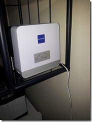 Cel-Fi Indoor Coverage Unit
